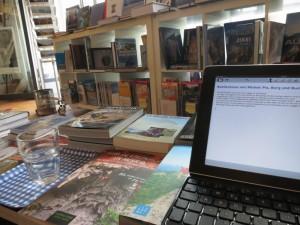 Bücher für Kletterer, Trecker, Skitourenfahrer und Wanderer