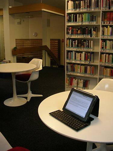 Zuerich ICZ Bibliothek