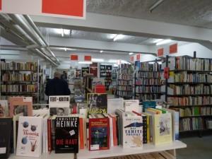 Hier landet, was andere nicht mehr wollen: Tausende Bücher