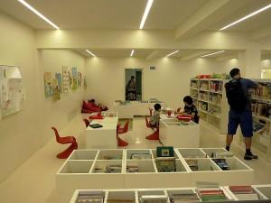 Kinder- und Jugendabteilung im Keller der PBZ Altstadt