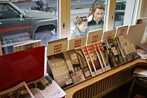 Hochparterre - die Buchhandlung für Architektur und Design mit eigenem Heft