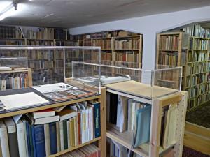 Blick in die grösste private Bibliothek mit Exilliteratur 1933-1950