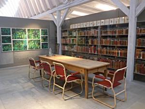 Intimer Raum für eine Sammlung von Robinsonaden