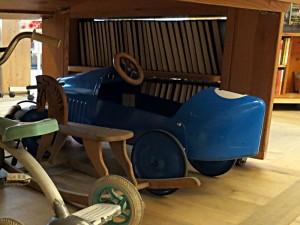 Bugatti für Kinder