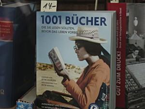 1001 Bücher, die man gelesen haben sollte
