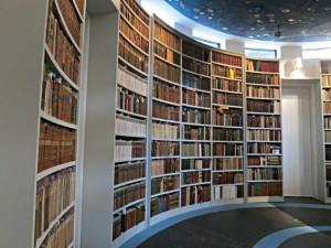 Rotunde, Sammlung der Bücher zur Kulturgeschichte