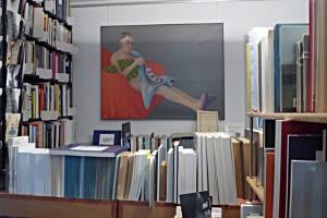 Bücher und Bilder. Hier eines von Lustig