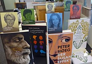 Empfehlungen der Buchhändlerinnen