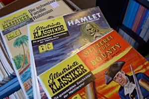 Illustrierte Klassicker - die spannenden Geschichten der Weltliteratur