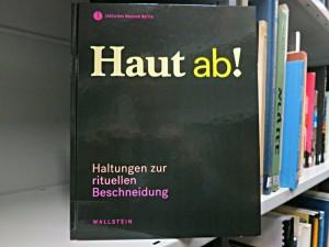 """Buch """"Haut ab!"""", Jüdisches Museum Berlin"""