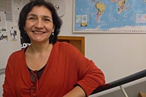 Claudia Cabrera, 1000. Uebersetzerin in der Looren