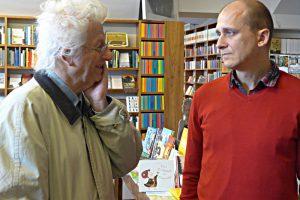 Autor Peter Esterhzy im Gespräch mit Christian Dunker