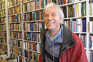 Robert-Jan Wesly, Gründungsmitglied der Buchhandlung De Tribune