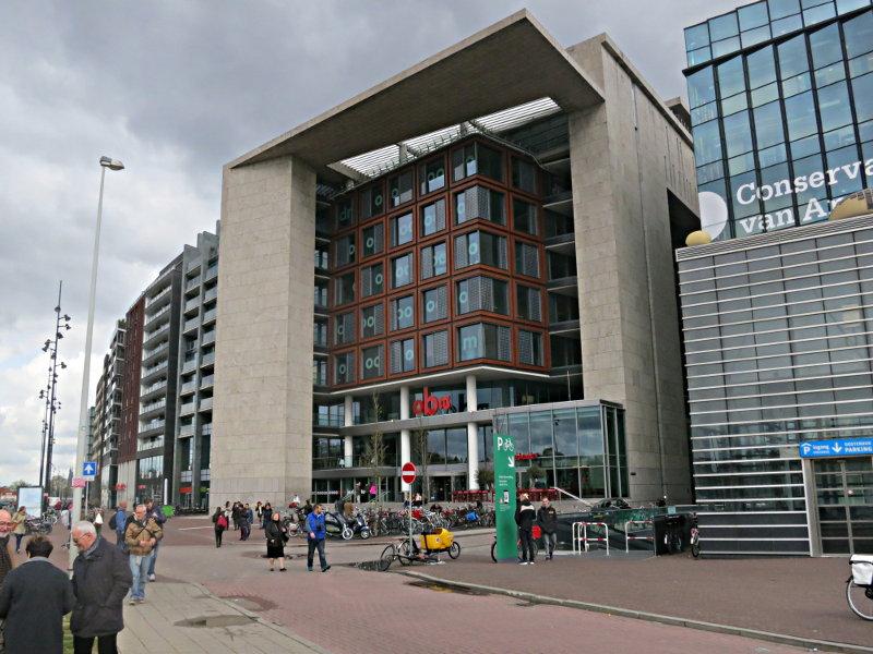 Openbare bibliotheek amsterdam oba nl buchort for Bibliotheek amsterdam