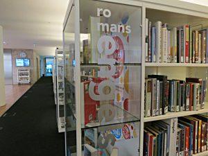 Englische Literatur, Icons als Signaturen auf Büchern