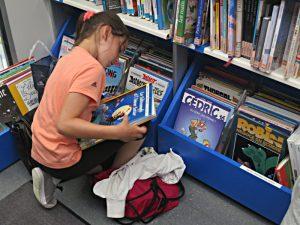 Viel Lesefutter für junge Leseratten