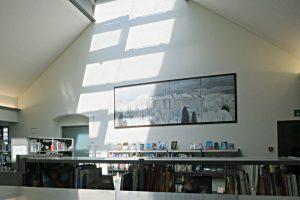 Dachgeschoss - Kinder- und Erwachsenenabteilung