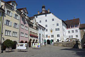 Hof zu Wil - Heimat der Stadtbibliothek