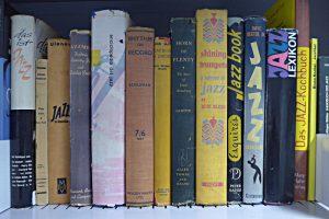 Jazzbücher von Rhythmus- bis zum Kochbuch