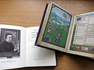 Der Flämische Kalender von Simon Bening als Faksimlie