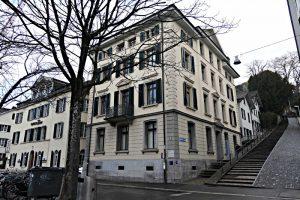 Hirschengraben 62, Sitz des Archivs für Zeitgeschichte