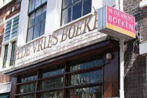 Seit über 100 Jahren: Buchhandlung H. de Vries