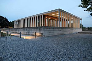 Chipperfield Architects bauten das Literaturmuseum in Marbach