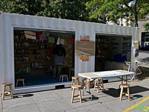 Festival International de la Littérature, Montréal, Micro-Bibliothèque