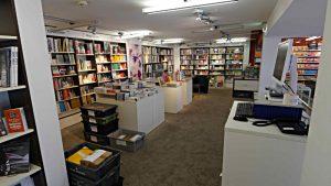 Auf der Galerie: Sachbücher