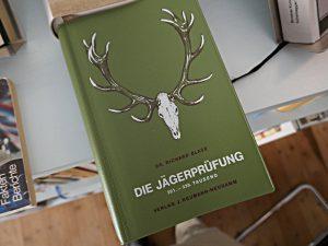 Die Jägerprüfung, ein Buch zur Vorbereitung
