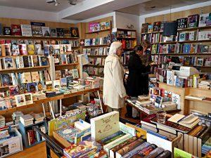Bachletten: Belletristik und Kochbücher
