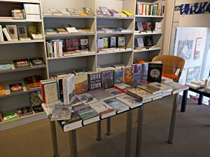 1. Etage: Bücher für Erwachsene