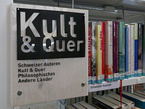 Kult&Quer - eine der Bereiche