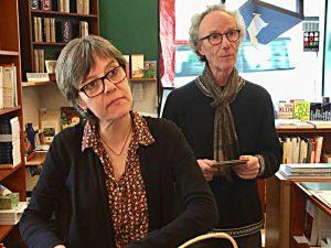 Chantal Nicole Schori und Gabriel Meuwly