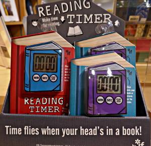Lese-Timer