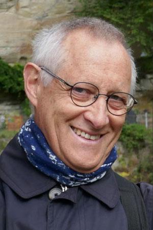 Portrait Heinz Egger