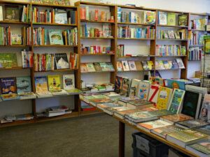 Kinder- und Jugendbuchabteilung