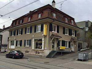 Das Haus mit der Buchhandlung