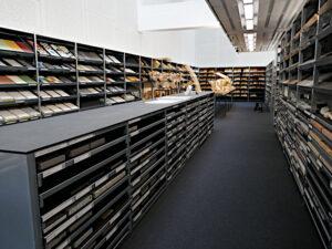 Baumaterialbibliothek
